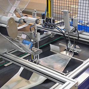 proces standard machine robotag