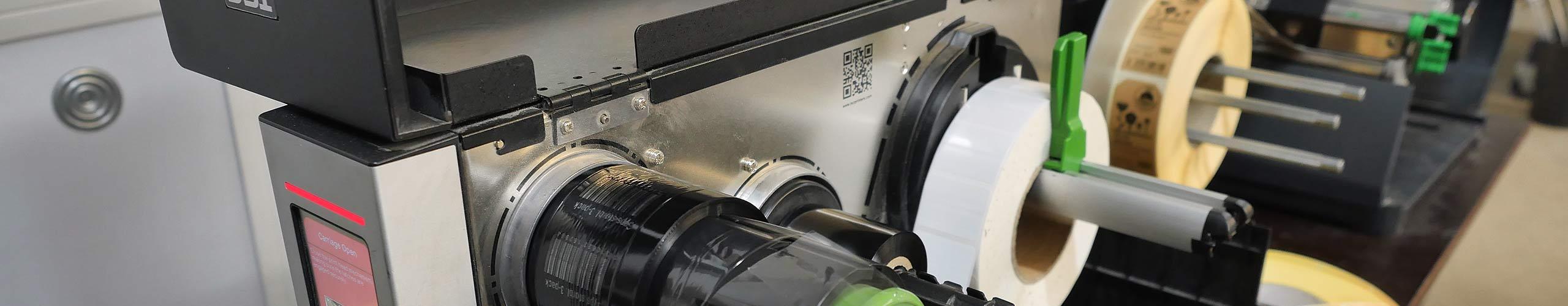 Robotag printshop service