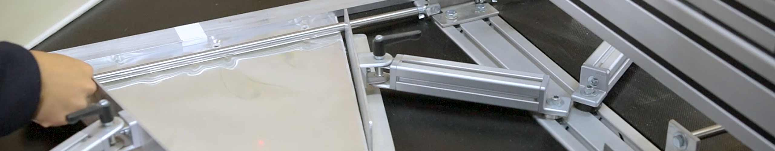 Robotag Labeling Machine met vullade